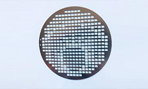 铝合金蚀刻加工时丝印中常见问题与处理方法之网孔堵塞